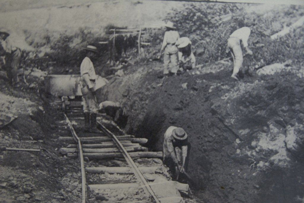 Railway Construction 1912